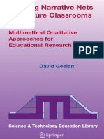 (Contemporary Trends and Issues in Science Education) D. Geelan - Weaving Narrative Nets to Capture Classrooms_ Multimethod Qualitative Approaches for Educational Research -Springer (2007) (1)