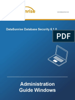 DataSunrise-Database-Security-Suite-Admin-Guide-Windows