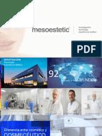 CAT.  mesoestetic 1-06-2018 Profesional