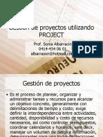 Gestion de Un Proyecto Con Herramientas Tecnologicas