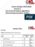 Session-7-Low level File Systems Algorithms-As per Session Plan.pptx