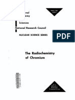 The Radio Chemistry of Chromium.us AEC