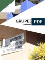 GRUPEDSAC ASE Diseño Estratégico