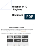 6. Combustion in IC Engines