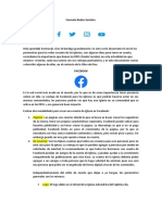Formato Redes Sociales.