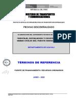 TDR EXP TECNICO - UCAYALI (1 pte)