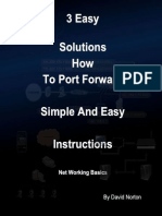3 Easy Solutions To Port Forwarding Simple And Easy - David Norton