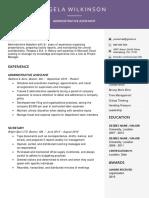 Coporate-Resume-Template-Purple