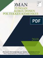 PEDOMAN PENGHITUNGAN BKD POLTEKKES KEMENKES TAHUN 2019.pdf