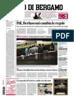 l Eco Di Bergamo 21 Ottobre 2010