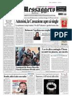 Il Messaggero 15 Febbraio 2011