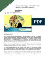 Cambio climatico y prospectiva-epidemiologica cafe-y-cacao andino amazónicos