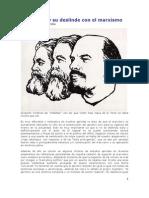 Valderrama - Aprismo y deslinde con marxismo