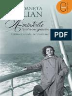 Antoaneta Ralian - Amintirile unei nonagenare