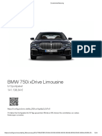 BMW 750i M 141k
