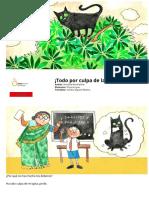 ¡Todo por culpa de la gata! – It's All The Cat's Fault in Spanish.pdf