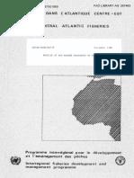 Gambian Marine Resources Profile