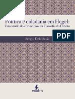 Política e cidadania em Hegel - Sérgio Dela-Sávia