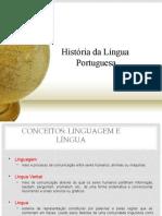 a história da língua.pptx