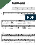 Partition Puccini