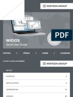 WIDOS - de - Quick User Guide