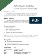 Jumpstart Documentation