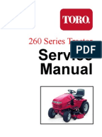 toro wheel horse 264 h owners manual toro wheelhorse 260 series service manual