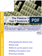 The Passive Voice.ppt