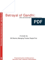 Betrayal of Gandhi