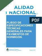 DNV  PETG - Hormigón