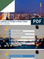 L&T-IOT in Smart Cities