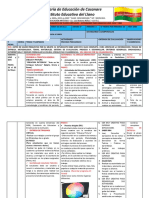 PLAN DE AULA Modificado Semana 1 y 2  Grado 8° - 2020 - P2