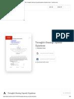 (PDF) Terzaghi's Bearing Capacity Equations _ Mahabul Islam - Academia.edu