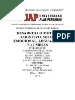 MONOGRAFIA DE ESTIMULACION