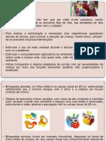 TEA E ESTIMULAÇÃO PRECOCE - MINI CURSO -II