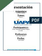 TAREA 1 DE DELCIS