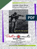 Catalogo Nuevo Distrioriente Guns Store