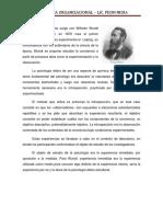 ESCUELAS CLASICAS DE PSICOLOGIA - PO