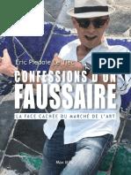 EBOOK  Eric Piedoie Le Tiec - Confessions dun faussaire.pdf