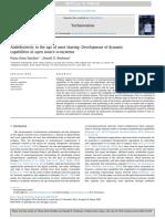 Ambidestreza en la era del intercambio de activos, desarrollo de capacidades dinámicas en ecosistemas de código abierto