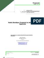 Radio Proposal