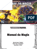 3D&T Alpha - Manual da Magia