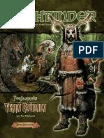 Pathfinder RPG - Trilha de Aventuras Forjarreis Livro #1 - Terra Roubada