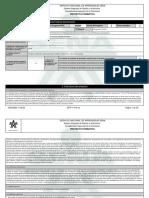 Reporte Proyecto Formativo - 1958796 - CONFECCION INDUSTRIAL Y REPARA