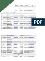 List of Web Aggregators on IRDAI