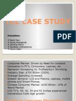 TCL Case Study