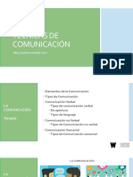 04 0 0 Comunicación y Comunicación Organizacional Presentacion 1