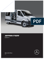 Mercedes Benz Sprinter 415