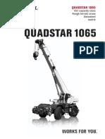 TEREX QUADSTAR 1065