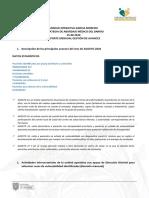 Informe Avances Médico Del Barrio Agosto Garcia Moreno